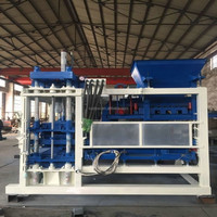 Paving Block Making Machine Widely Used For Cement, Cinder, Coal Gangue, Concrete, Crushed Stone, Fly ash, Gypsum, Sand