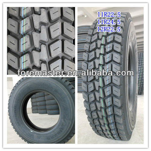 Radial Bus and Truck Tires 295/75R22.5 ANNAITE