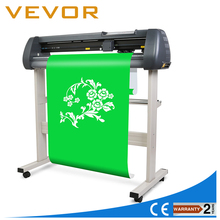 "34"" Vinyl Cutter Sign Cutting Plotter W/Artcut Software Design Cut"