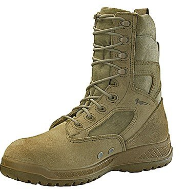 military footwear Belleville Hot Weather Tactical Boot.