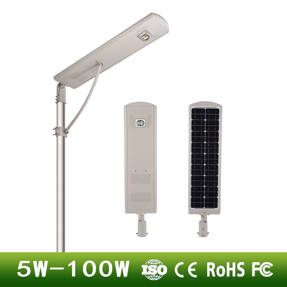 hot selling 70w watt 3m pole waterproof ip65 led solar street light