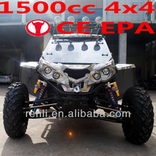 2014 new model 1500cc 4x4 110hp amphibious atv