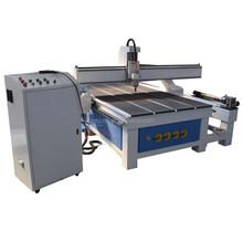 Wood furniture making machine 1325 wood cutter cnc router with rotary axis