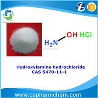 organic synthesis Hydroxylamine hydrochloride 99% CAS 5470-11-1 anti-cancer drugs