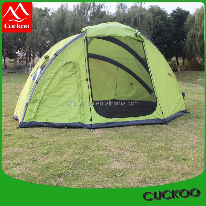 Portable 4 person olive green inflatable tent tor sale uk
