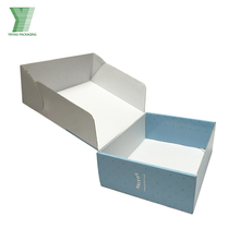 Custom Made Small Corrugated Printed Shipping Boxes Wholesale