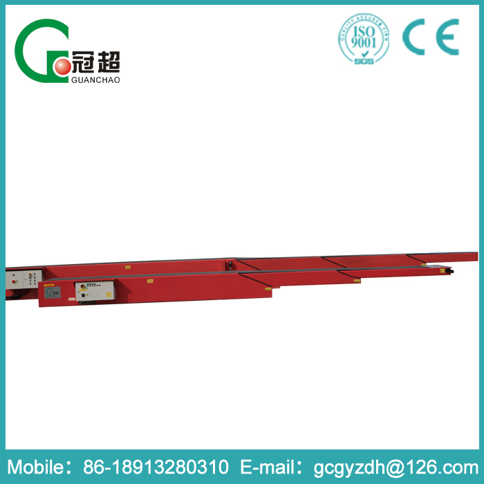 GUANCHAO-Portable High rigidity flexowell conveyor belt