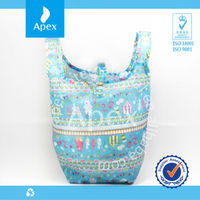 nice design cheap tote wholesale reusable shopping bags