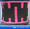 New High Quality Double Pull Adjustable pink color lumbar support belt