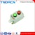Aluminum Cover Waterproof Protect IP66 Explosion Proof Momentary Push Button Switch