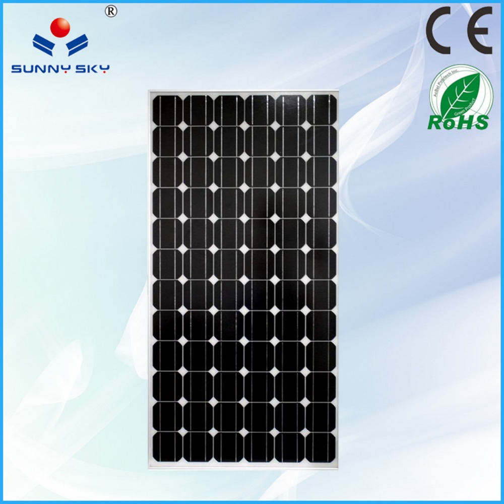 mono hybrid solar panel 300w is best solar panel for home use and solar panel price india TYM300