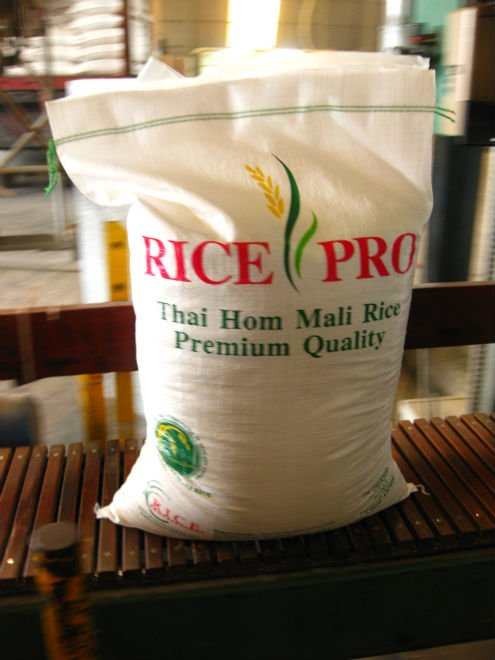 Thai Jasmine rice 100% Crop 2012/2013