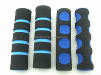rubber foam hand grip sleeve for fitness equipment