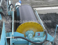 Permanent Wet Drum Magnetic Separator for Iron Ore