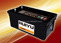 High quality dry charged battery 12v 200AH