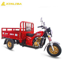 3 wheel adult cargo motorcycle 2 wheels front sale