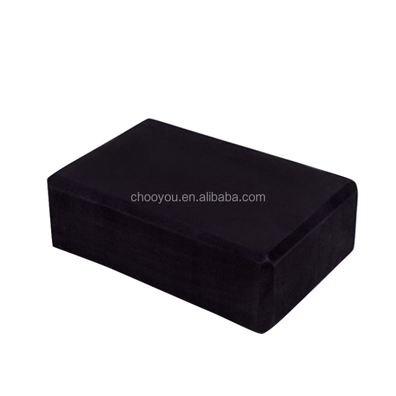 3*6*9 Inch high density custom logo EVA yoga block