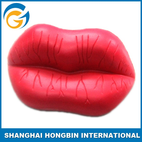Lip Style Custom Stress Reliever Ball