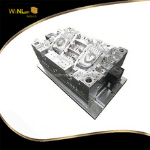 plastic mould for interlock tile making ready made plastic mould high demand plastic mould product
