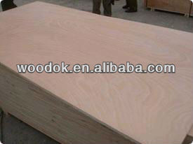 linyi bb/cc packing grade okoume&poplar plywood with best prices and high quality