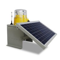 LT864B solar emergency light for Microwave & TV tower