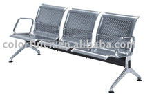 steel 3 seats waiting chairs YA-52 hospital waiting areas chair
