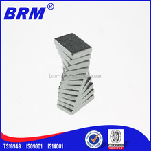 Block Neodymium NdFeB Magnet Made with Powder Compression