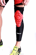 High Quality Knee Padded Sleeves Protective Compression Wear -Leg Knee Sleeve Protective Padded Breathable Compression Sleeve