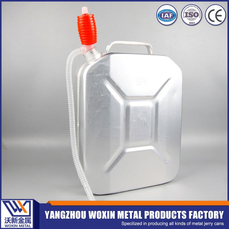 Excellent quality metal gas jerry can for sale