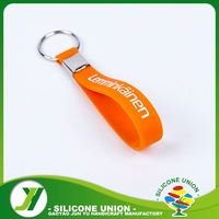 Cheap wholesale rope keychain