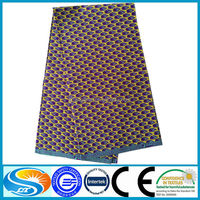 African Wax print fabric 100% cotton wholesale