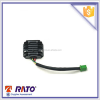 Spare Parts Motorcycle 12V Voltage Regulator Rectifier CG125 Motorcycle Regulator