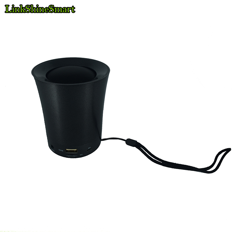 Hot Selling Cup Mobile Phone Call Mini Protable Bluetooth speaker