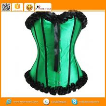 ladies shapewear shaper corset, womens back support corset, corsets and bustier