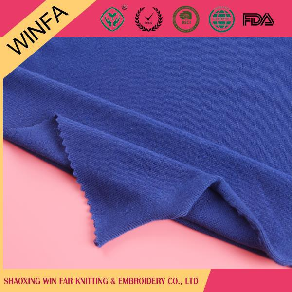 Most popular China Manufacturer Super soft Dress polyester rayon spandex fabric