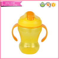 food grade bpa free baby feeding gift sets children plastic water bottle
