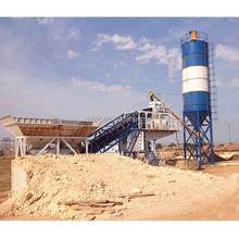 New Design Portable Mobile Concrete Batching Plant for sale YHZS40