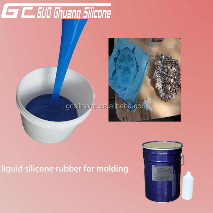 condensation rtv2 silicone rubber for making mould