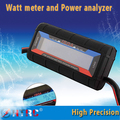 Power Energy Meter Watt Volt Meter LCD Monitor KWH Electricity