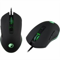 Small Order New Ergonomic Wired Backlit Optical Computer Gaming Mouse