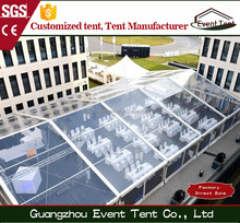 Transparent Roof Wedding Marquee Tents Party Tent Decoration For Sale