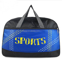 2016 Organizer waterproof multi color gym new design travel luggage duffle bags sport bag