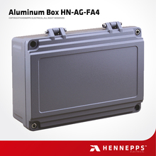 SP-AG-FA4 Hennepps 100*68*50 CE High Quality Outdoor Project Enclosure IP65 IP66 Waterproof Die Cast Aluminum Electrical Boxes