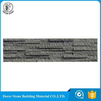 Factory Supply high quality g654 granite stacked stone