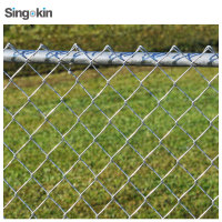High quality 8 foot galvanized chain link fence for your house