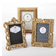 Family Love Resin Photo Frame Gold Vintage Baroque Ornate Antique Picture Frames
