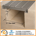drainage trench cover /roadway drainage channels/drainage gutter/water drainage trench steel grates