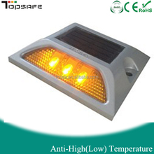 IP68 pavement solar road marker lights