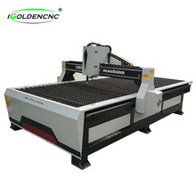 2016 newly designed cnc plasma cutter/used plasma cutting tables for sale IGP-1325