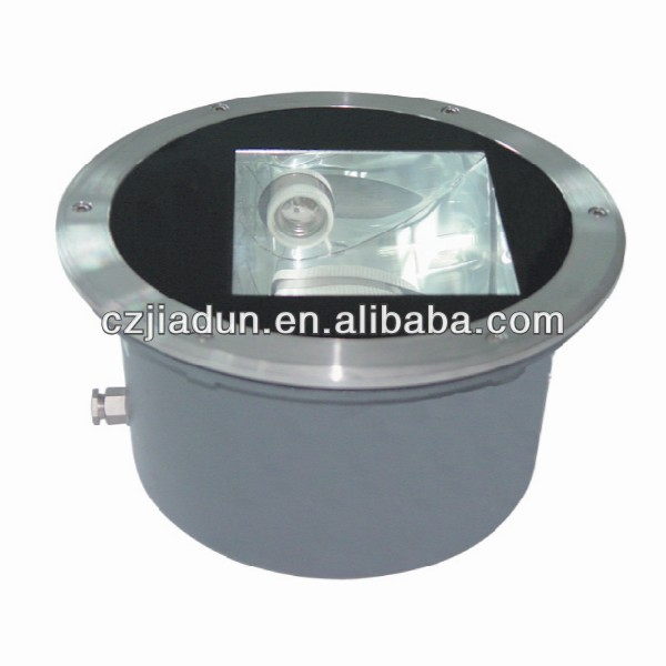 Aluminum different size grass lighting underground lights